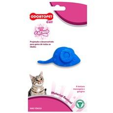 Brinquedo Cat Mouse Odontopet Azul