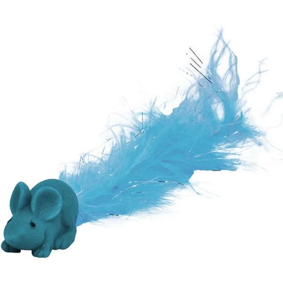 Brinquedo Gatos Lcm Ratinho Luxo 150mm
