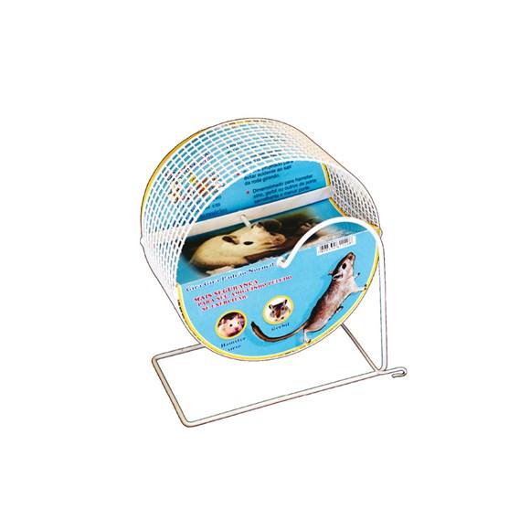 Brinquedo Hamster Gira Gira Normal Bragança GR007