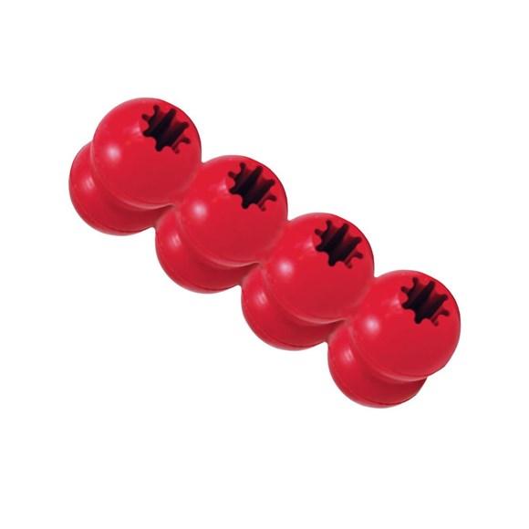 Brinquedo Interativo Cães Kong Goodie Ribbon Large