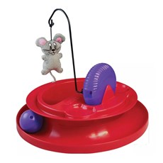 Brinquedo Interativo Gatos Kong Cat Playground