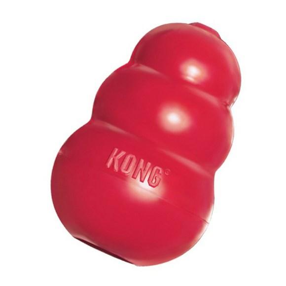 Brinquedo Interativo para Treino de Caes Kong Classic Extra Grande