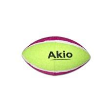 Brinquedo Mordedor Bola de Rugby Tênis - Akio