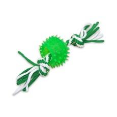 Brinquedo Mordedor Bolinha Com Corda  - Akio