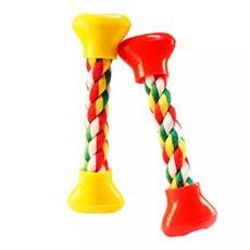 Brinquedo Mordedor Dental Bone Médio Chalesco