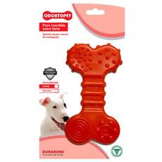 Brinquedo Mordedor Durabone Flat Cães Até 22Kg Odontopet