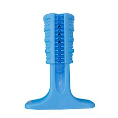 Brinquedo Mordedor Escova Dental Azul Napi Tam:M