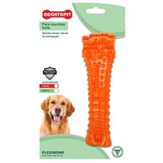 Brinquedo Mordedor Flexi Tbone Cães Até 22kg Odontopet