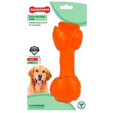 Brinquedo Mordedor Flexibone Big Cães Até 22Kg Odontopet