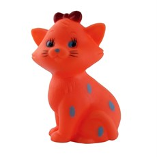 Brinquedo Mordedor Gatinho com Laço Napi