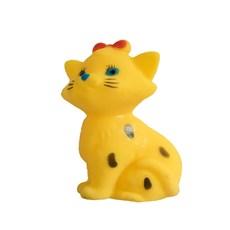 Brinquedo Mordedor Gatinho com Laço Napi - Cores Sortidas