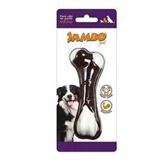 Brinquedo Mordedor Ossinho Flavor Carne Jambo