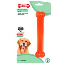 Brinquedo Mordedor Osso Flexibone Cães Até 22Kg Odontopet