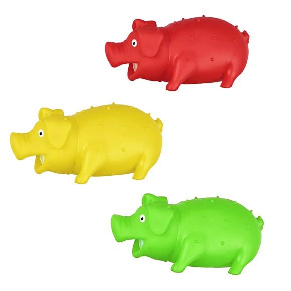 Brinquedo Mordedor Porco Napi Grande