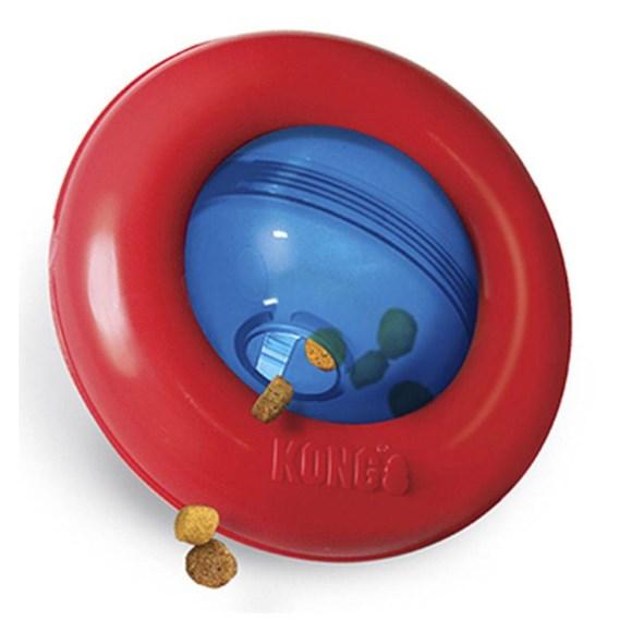 Brinquedo para Cachorro Interativo Kong Gyro Large PGY1