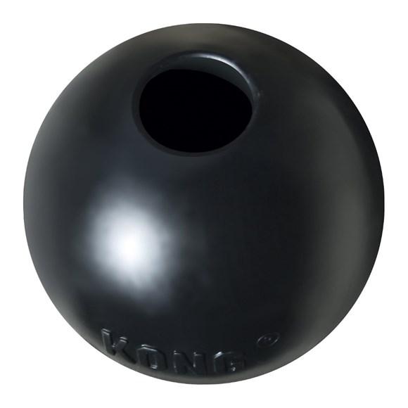 Brinquedo para Cachorro Morder Kong Extreme Ball Small UB2Preto