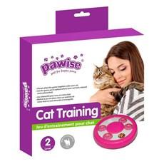 Brinquedo Para Gatos Interativo Petiscos Pawise