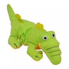 Brinquedo Pelúcia Crocodilo Chalesco