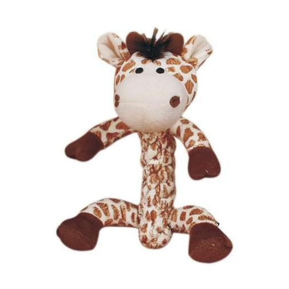 Brinquedo Pelúcia Girafa Chalesco