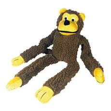 Brinquedo Pelucia Para Caes Macaco - Chalesco