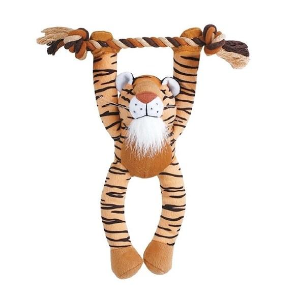 Brinquedo Pelúcia Tigre Chalesco