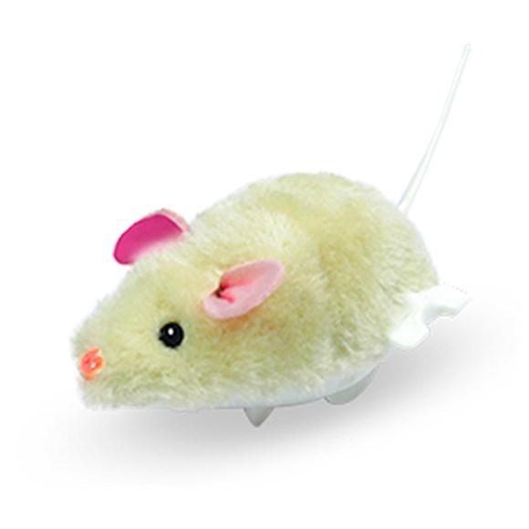 Brinquedo Ratinho Sortidos Real de Corda The Pets Brasil