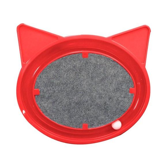 Brinquedo Super Cat Gato Furacão Cat Relax Pop Vermelho