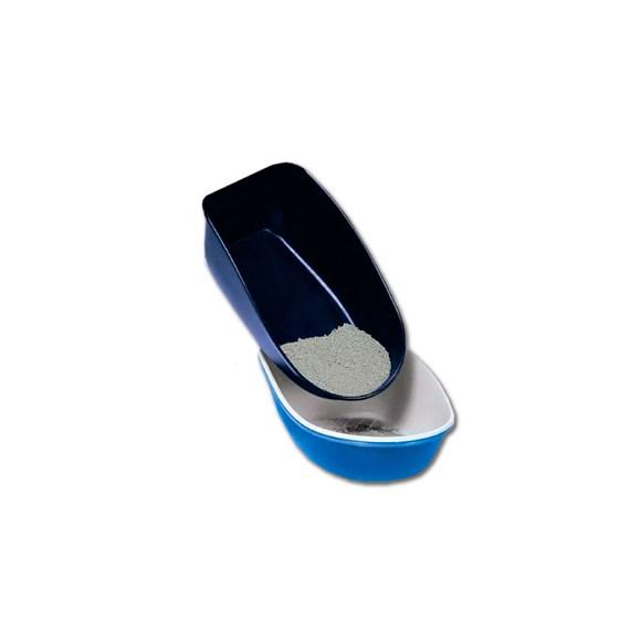 Caixa De Areia Para Gatos Furba Bandeja Higienica Azul