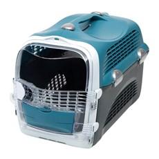 Caixa de Transporte Cabrio Cat Cinza Para Gatos