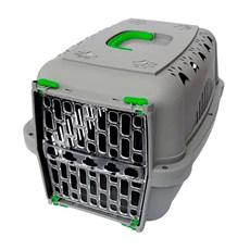 Caixa De Transporte Durapets Falcon Neon Power Verde N.3