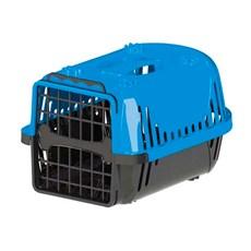 Caixa de Transporte Evolution - Azul - Pet Injet TAMANHO:02