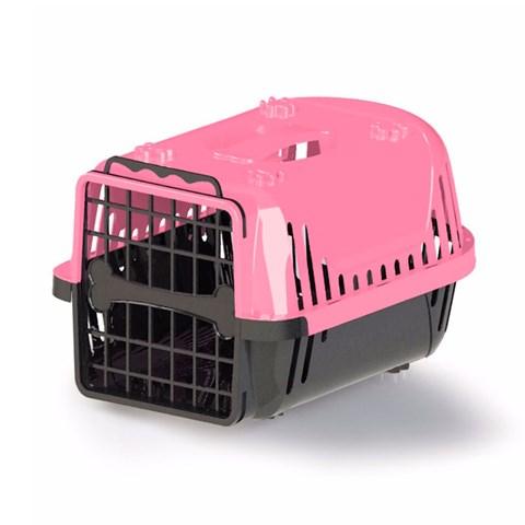 Caixa de Transporte Evolution - Rosa - Pet Injet