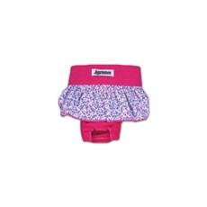 Calcinha Agridoce de Velcro Rosa