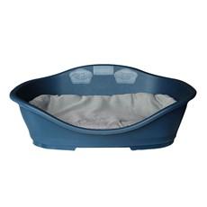 Cama Plástica Azul Chalesco - Tam:05