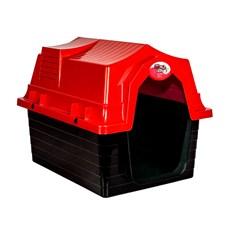Casa Jel Plast Plástica N°3 Vermelha