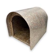 Casa Pet Lar Cães Reciclada Porta Maior Nº3
