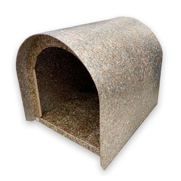 Casa Pet Lar Cães Reciclada Porta Maior Nº4