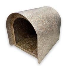 Casa Pet Lar Cães Reciclada Porta Maior Nº5