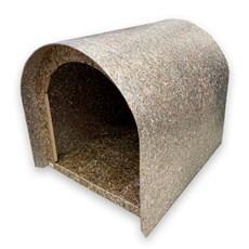 Casa Pet Lar Cães Reciclada Porta Maior Nº6