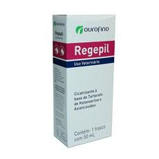 Cicatrizante Regepil Ourofino - 50ML