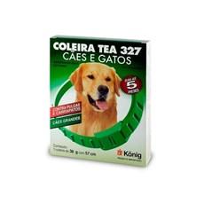 Coleira Antipulgas Tea 327 Grande Konig – 38g