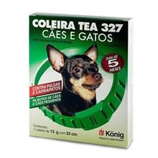 Coleira Antipulgas Tea 327 Pequeno Konig – 13g