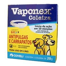Coleira Antipulgas Vaponex Coveli - 64cm