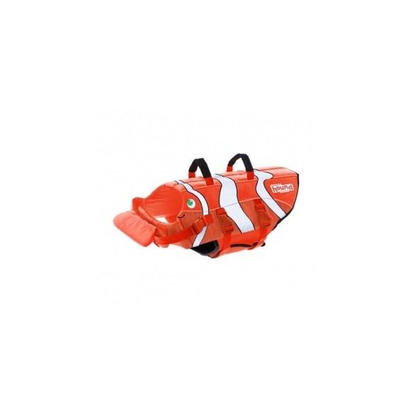 Colete Salva Vidas Nemo Seguranca Para Caes Tamanho M