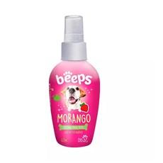 Colônia Beeps Morango Pet Society – 60mL
