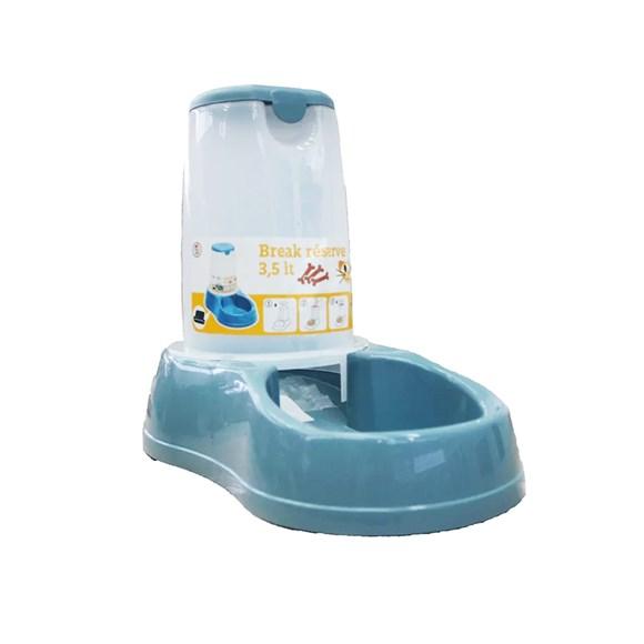 Comedouro Automático Azul Chalesco - 3,5L