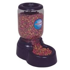Comedouro Automático Mini Antibactéria P/ Cães E Gatos 1,5kg