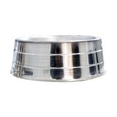 Comedouro Cães Dog Head Alumínio Pesado Médio - 1800mL