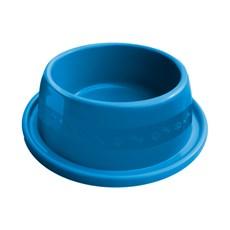 Comedouro Cães Furacão Pet Anti-Formiga Azul -  1000mL