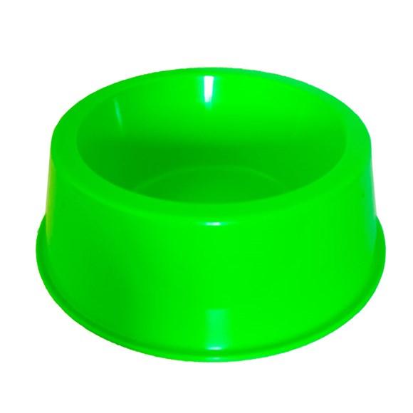 Comedouro Gatos Pet Toys Verde Neon - 160mL
